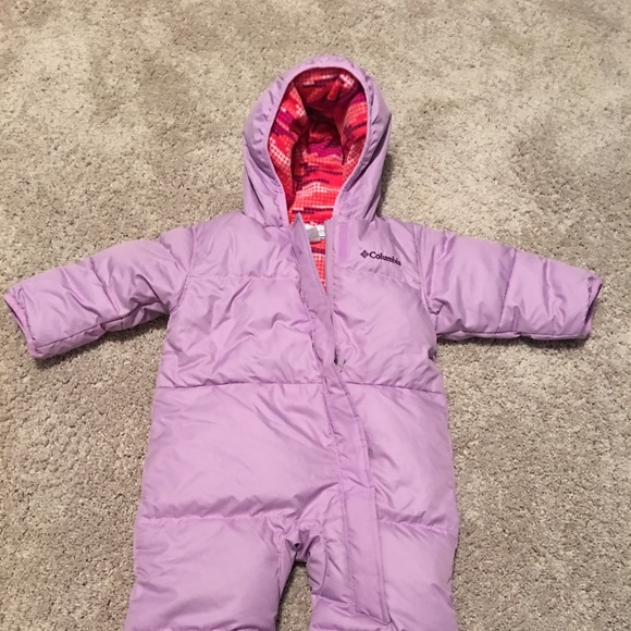 f2c275a68 Columbia Jackets & Coats   Baby Girl Bunting Jacket   Poshmark